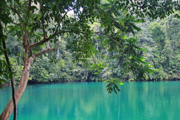 Labuan Cermin, Berau,  Kalimantan Timur