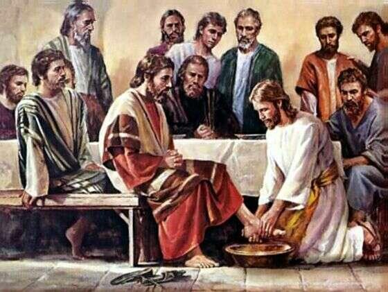 nabi-isa-membasuh-kaki-sahabat
