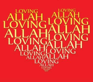 loving Allah