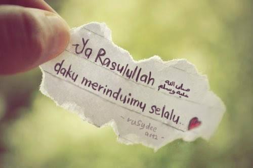 I love Nabi Muhammad-shiqin sunshine