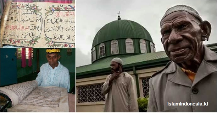 Islam Bukan Hal Asing dan Barang Baru di Tanah Papua
