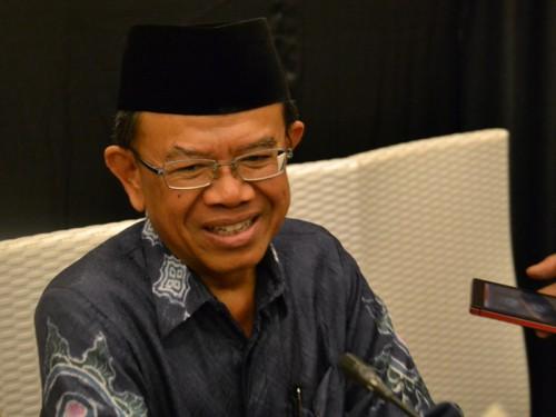 wawancara dengan prof. machasin dirjen bimas islam