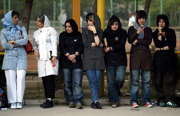 perumpuan-di-iran-islamindonesia.id