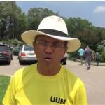 VIDEO--Dahlan Iskan di Masjid Memphis yang Kukuhkan Toleransi