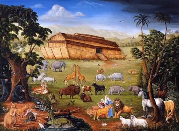 Kapal Nabi Nuh Dibuat di Jawa