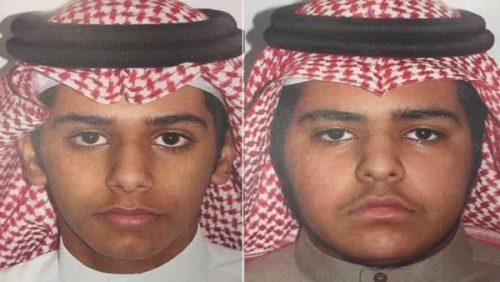 مرتكبا جريمة داعش البشعة في الرياض