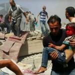 SOROTAN--44 Foto Hoax Korban Perang Suriah