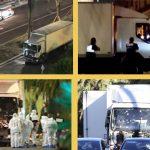 Islam-Indonesia-Rekaman Amatir Situasi pasca Teror Truk Prancis