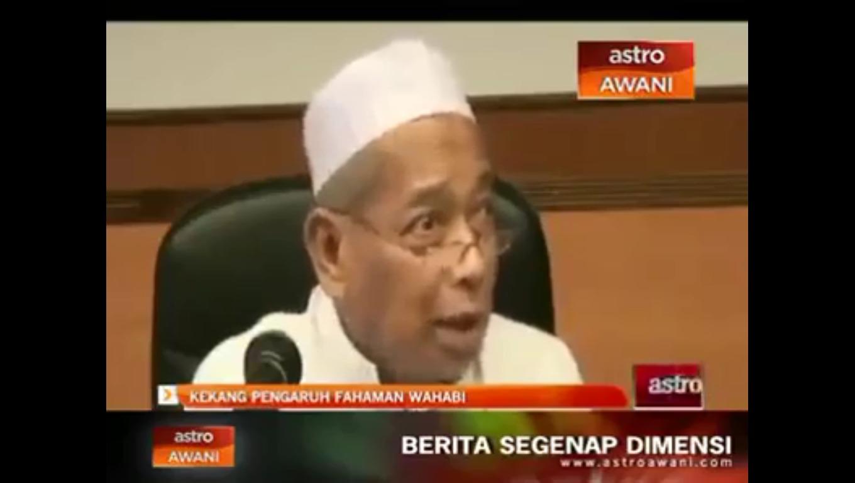 Kedah Larang Aliran Wahabi