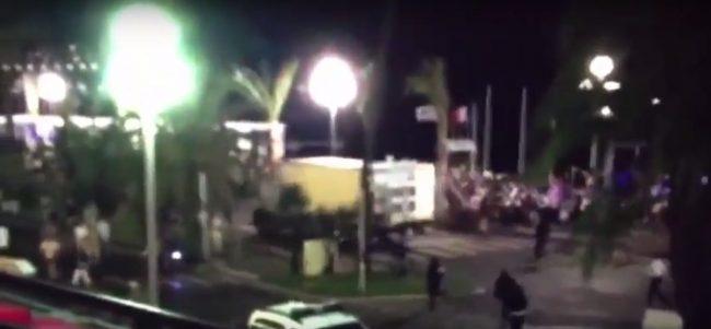 Serangan Truk dalam Bastille Day di Nice Prancis