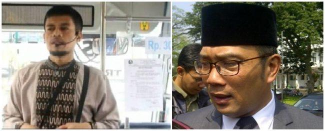 Heboh Bus Dakwah Ridwan Kamil Itu Jelas Bukan Program Pemkot Bandung