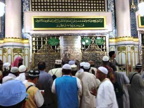 kajian ziarah nabi muhammad