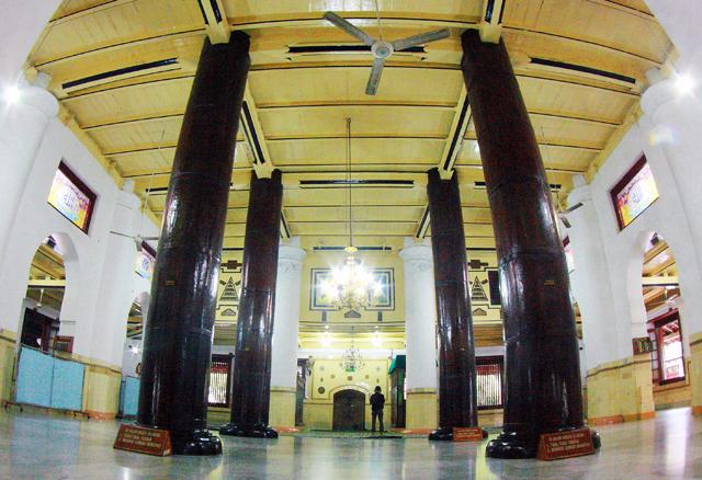 """Saka Guru Masjid Agung Demak Bukti Kuat Persatuan dan """"Kesaktian"""" Para Wali"""