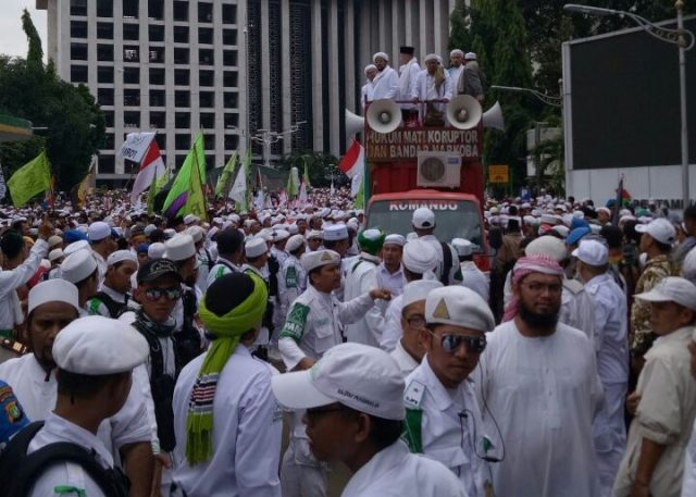 Aksi Massa Bela Islam I