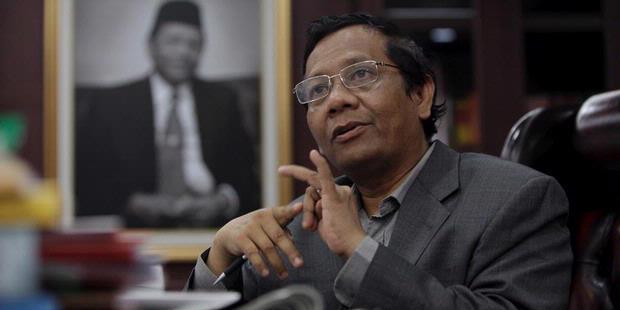 """Mahfud MD: SBY Berhak """"Cicitan"""" Atas Masalah Bangsa"""