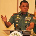 Panglima TNI Minta Dewan Masjid Jaga Indonesia dari Konflik dan Perang Saudara