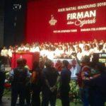 Rilis Kronologis, Polda Jabar: Tak Ada Pembubaran Paksa Kebaktian Umat Kristiani di Sabuga