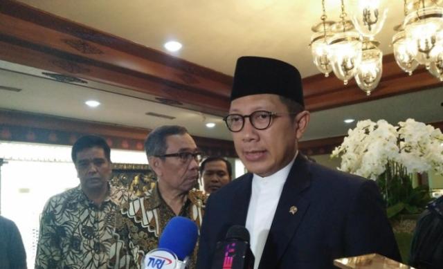 Menag Lukman Kemenag Tolak Investasikan Dana Haji untuk Bangun Infrastruktur