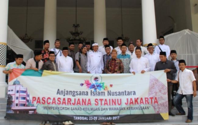STAINU Jakarta Inisiasi Anjangsana Islam Nusantara ke 13 Kota