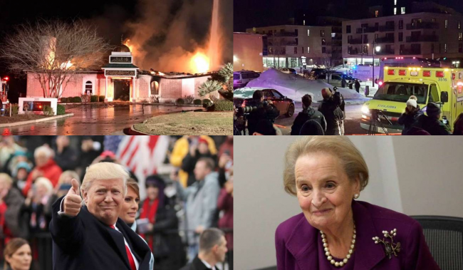 Tiga Peristiwa Mengejutkan Buntut Kebijakan Kontroversial Trump