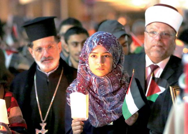 Wakil Dubes Palestina Bicara Kerukunan Umat Islam dan Kristen di Negaranya