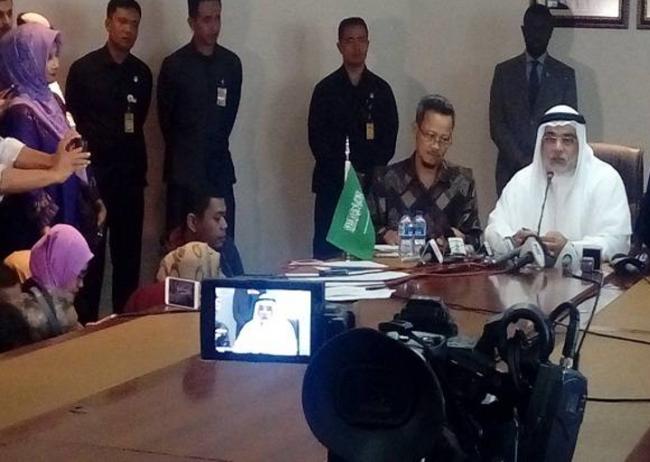 Arab Saudi Tegaskan Tak Ikut Campuri Kasus Ahok