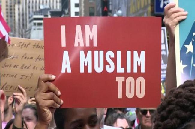 Begini Aksi Bela Islam (ABI) Versi Amerika