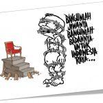 KOLOM – Di Bawah Kekuasaan Tanpa Kemuliaan, Bangsa Kita Surplus Kehinaan