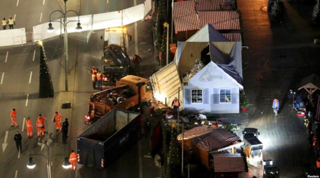 Diduga Tempat Rekrutmen Militan ISIS, Masjid di Berlin Digeledah Aparat