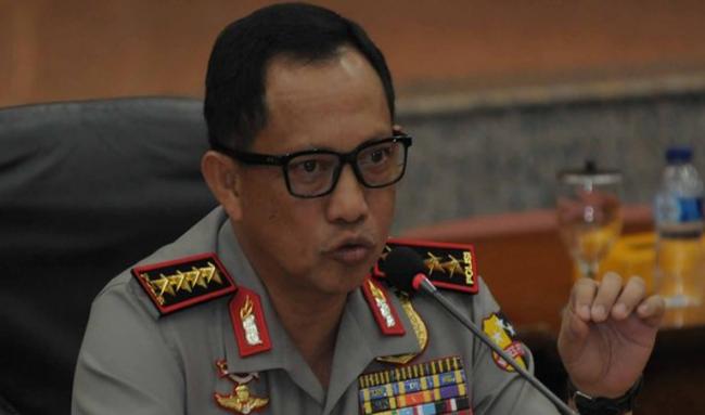 Dituding Kriminalisasi Ulama, Berikut Pernyataan Kapolri di Depan Komisi III DPR