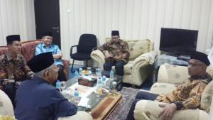 Ketum PP Muhammadiyah Kunjungi KH Ma'ruf Amin