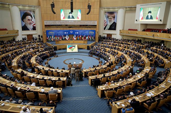 Konferensi Internasional Intifada Palestina Hasilkan Tiga Prinsip Komunike Bersama, Apa Saja