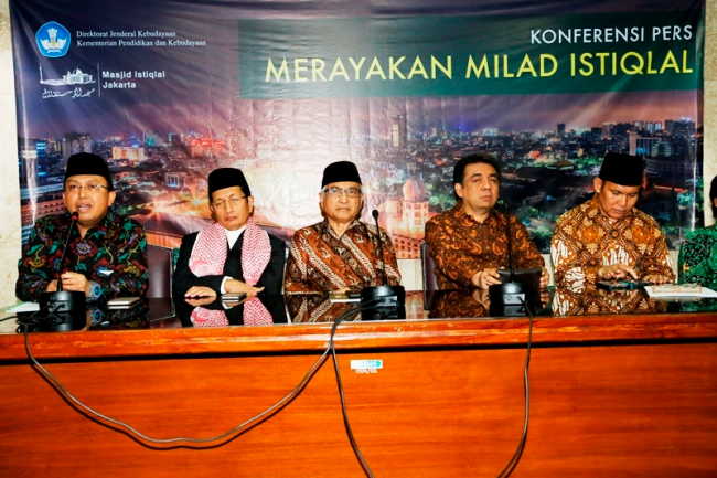 Meriahkan Ultah ke-39 Masjid Istiqlal, BPPMI Gelar Beragam Acara dalam Sepekan