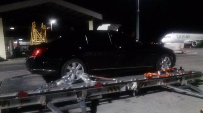 Mobil Super Mewah Anti Peluru Pangeran Saudi Tiba di Halim, Seperti Apa Wujudnya