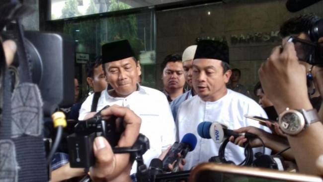 Polisi Kembali Periksa 5 Saksi Kasus TPPU Ketua GNPF MUI Bachtiar Nasir