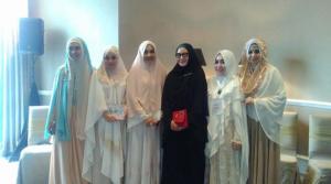 Ragam Tren Busana Muslim Syar'i di Tanah Air