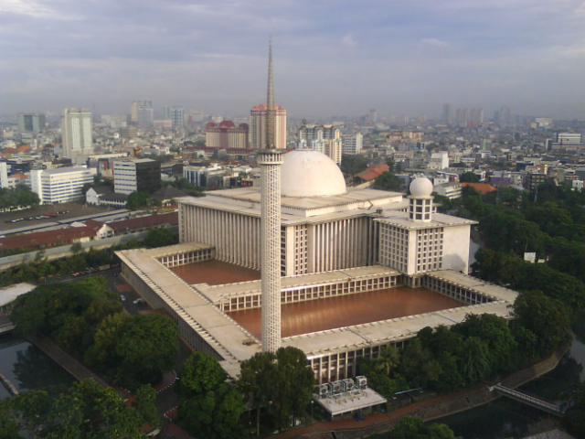 Sekilas Sejarah Pembangunan Masjid Istiqlal