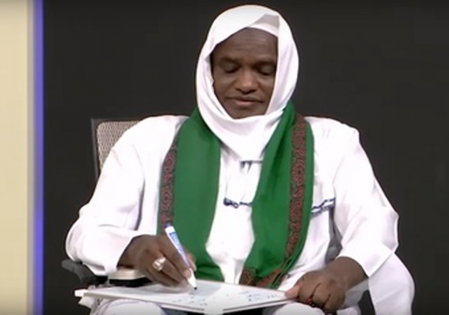 Seperempat Abad Puasa Bicara, Ulama Sudan Akui Temukan Damai dalam Kebisuan
