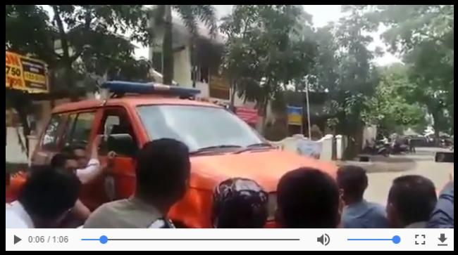 Video – Detik-detik Penggerebekan Pelaku Bom Cicendo Bandung