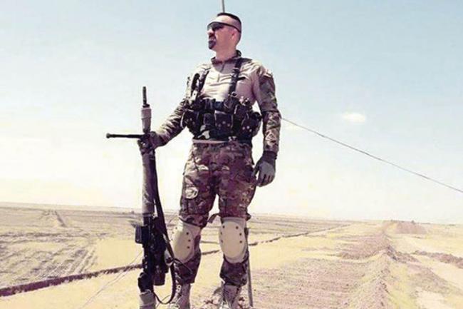 'Captain Rambo' Sniper Peshmerga yang Bikin ISIS Ciut Nyali