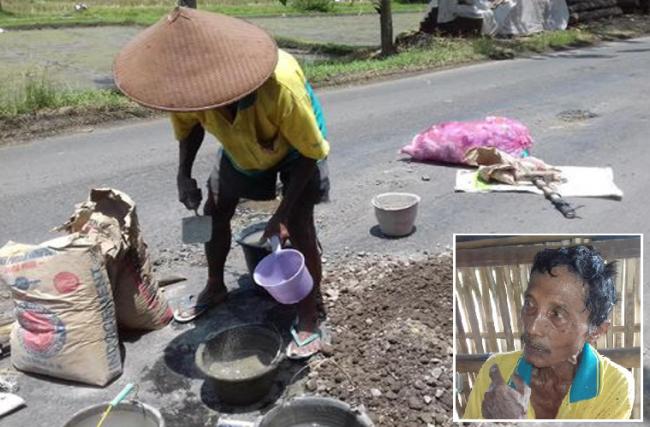 Belajar Kaya Batin kepada Mbah Sadiyo yang Miskin