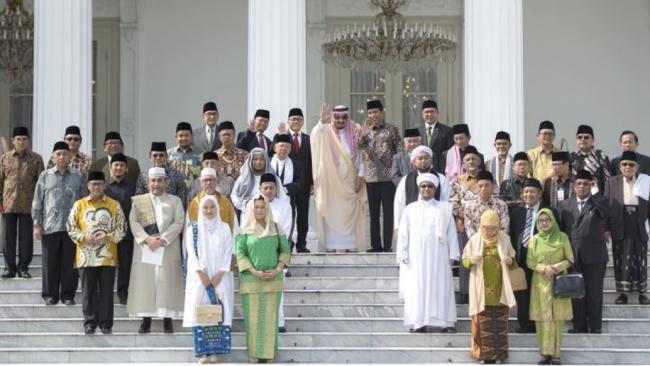 Berikut Nama-nama Ulama yang Diundang Ketemu Raja Salman di Istana Kepresidenan