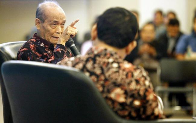 Buya Indonesia Belum Menjadi, Pancasila Masih di Atas Awan