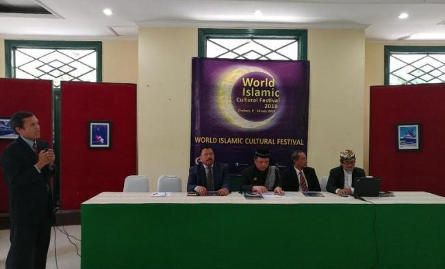 Festival Budaya Islam Pertama dan Terbesar di Dunia Siap Digelar di Cirebon