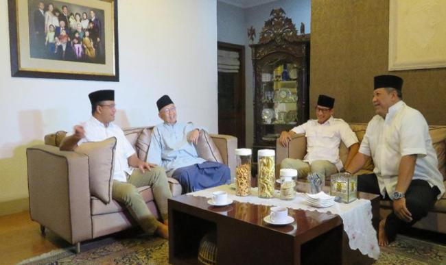 Gus Sholah Tegaskan Dirinya Netral di Pilkada DKI Jakarta