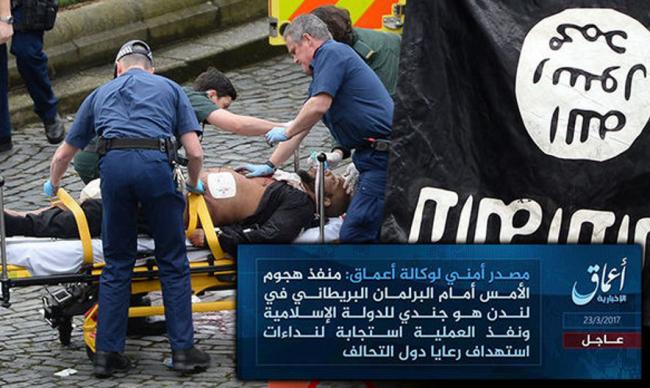 ISIS Akui Dalang Teror London
