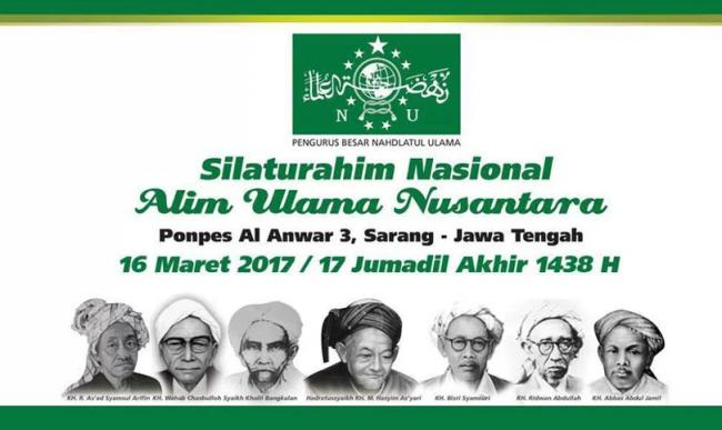 Ini Kata Katib 'Aam PBNU Soal Silaturahim Ulama Nusantara 2017