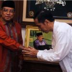 Ketum PBNU Setuju Imbauan Jokowi Pisahkan Agama dari Politik