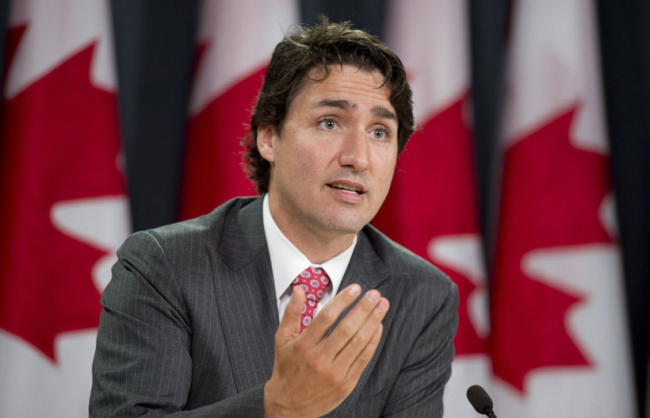 PM Kanada Justin Trudeau Sponsori Langsung Gerakan Lawan Islamofobia