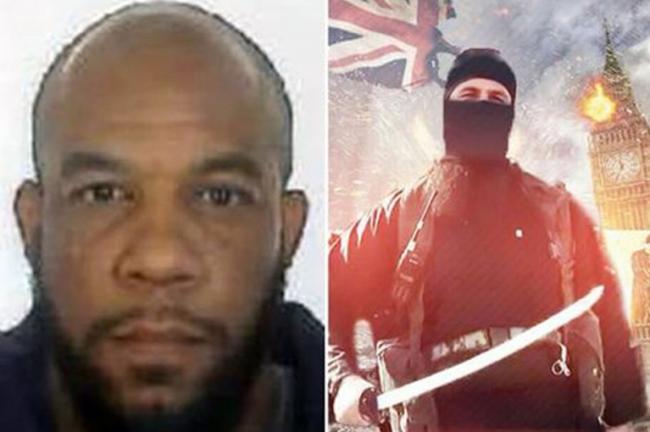 Pesan Rahasia ISIS kepada Pelaku Teror London Khalid Masood